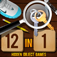 12-in-1 Hidden Object Games app icon