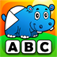 Abby - Preschool Shape Puzzle - First Word (Farm Animals Toys Transport Pets Princess Fairy Tales...) app icon