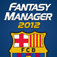 FC Barcelona Fantasy Manager 2012 iOS icon