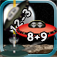 Arithmetic Invaders: Grade 1 Math Facts app icon