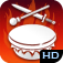Drums of War HD App Icon
