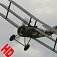 WWI Planes Battle HD 3D iOS Icon