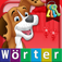 German First Words with Phonics: Preschool Spelling & Learning Word Game for Children app icon