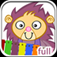 123 Kids Fun Music HD iOS Icon