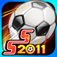 Soccer Superstars 2011. app icon