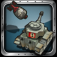 Hills of Glory: WWII Free app icon