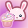 Usagi-chan Bunny Treats App Icon