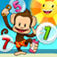 Monkey Math School Sunshine iOS Icon