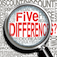 Five Differences? Vol2 iOS Icon