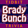 Tidbit Trivia for Brady Bunch app icon