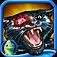 Edgar Allan Poe's The Black Cat: Dark Tales (Full) iOS Icon