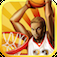 Basketball Toss Full HD App Icon