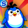 Bouncy Penguin HD app icon
