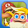 Sparky vs. Glutters App Icon