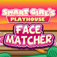 Smart Girl's Playhouse Face Matcher app icon