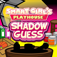 Smart Girl's Playhouse Shadow Guess iOS Icon