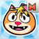 Smelly Cat: the best puzzle slingshot game app icon