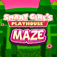 Smart Girl's Playhouse Maze app icon