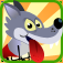 Wolf Toss iOS Icon