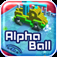 Alpha Ball iOS Icon