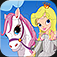 Princess Pony Puzzle app icon