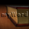 MyWord iOS Icon
