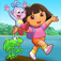 Dora Hops into Phonics! (a preschool learning game by Nickelodeon) app icon