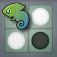 Reversi Lizard iOS Icon