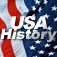USA History Quiz app icon