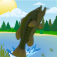 Summer Fishing App Icon