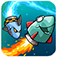 Little Rockets iOS Icon