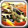Apache Air Strike ( A Helicopter Shooting and Racing Game app icon