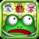 BugMatch Prison Frog App Icon