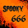 Spooky 666 iOS Icon