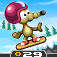 Rat On A Snowboard App Icon