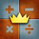 King of Math App Icon