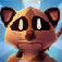 Raccoon Rising iOS Icon