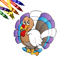Thanksgiving Coloring Book App Icon