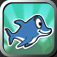 Dolphin Ride iOS Icon