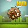 Hedgehog Adventure HD for iPhone app icon