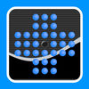 Peg Solitaire by CleverMedia iOS Icon