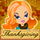 Dress Up Thanksgiving app icon