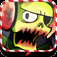 Zombie Bash : Christmas Attack app icon