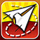 Folded Flyer app icon