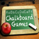 JANES Chalkboard Games iOS Icon