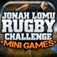 Jonah Lomu Rugby Challenge: Mini Games app icon