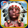 Pioneer Lands: western settlers strategy app icon