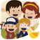 Pocket Family: My Dream House app icon