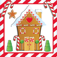 Gingerbread House Maker app icon