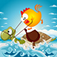 Chicks and Turtles app icon